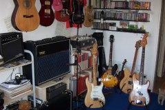 Ein paar Gitarren