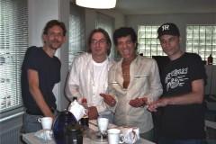 Bei CD-Aufnahmen mit Mungo Jerry