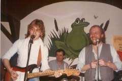Im Frosch mit Rolf Carl und Jürgen Kalms