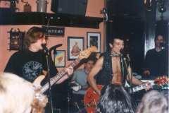 Mungo Jerry beim Club-Gig in Laatzen